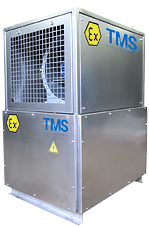 ATEX - cooling systems for potentially explosive atmospheres for the heavy industry